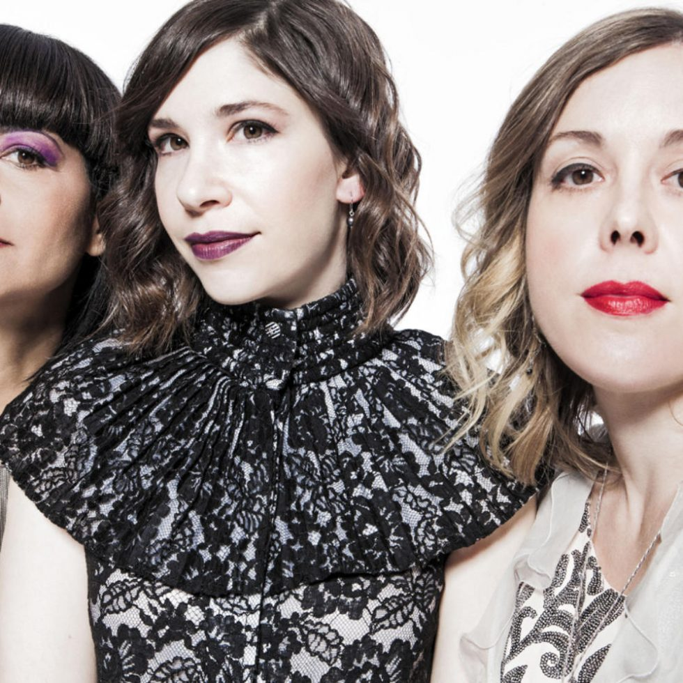 Photo du groupe Sleater Kinney