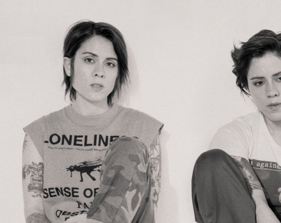 Tegan and Sara annonce leur nouvel album Hey, I'm Just Like You