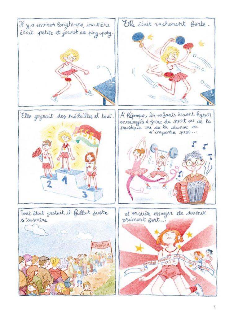 La Boîte de Petits Pois - Page 1