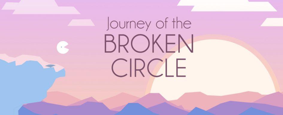 Jeu Journey of the Broken Circle sur PS4 - artwork du jeu