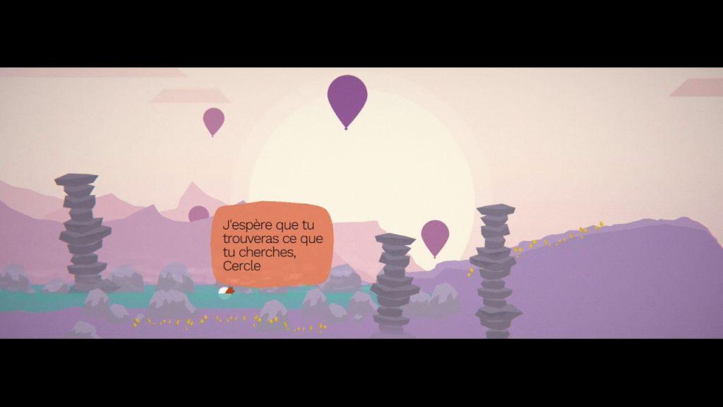 Jeu Journey of the Broken Circle sur PS4 - screenshot 4