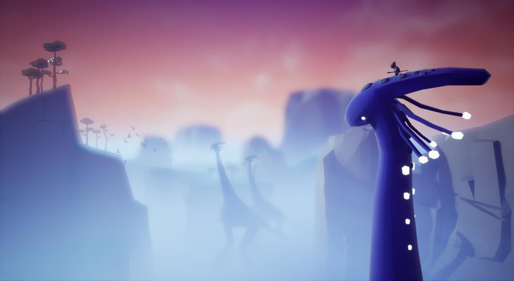 Jeu Omno sur PS4 - une faune variée