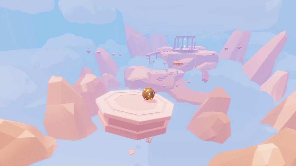 Jeu Glyph sur Steam PC - dans les nuages