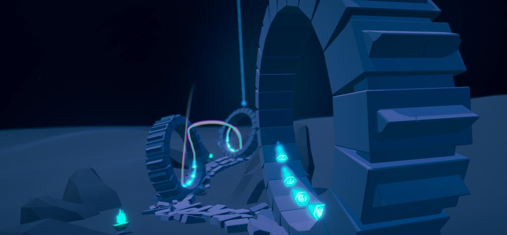 Jeu Glyph sur Steam PC - vol de nuit