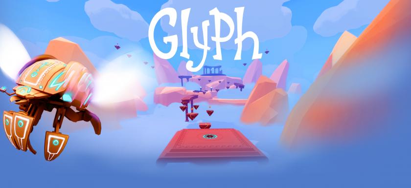 Jeu Glyph sur Steam PC - Artwork du jeu
