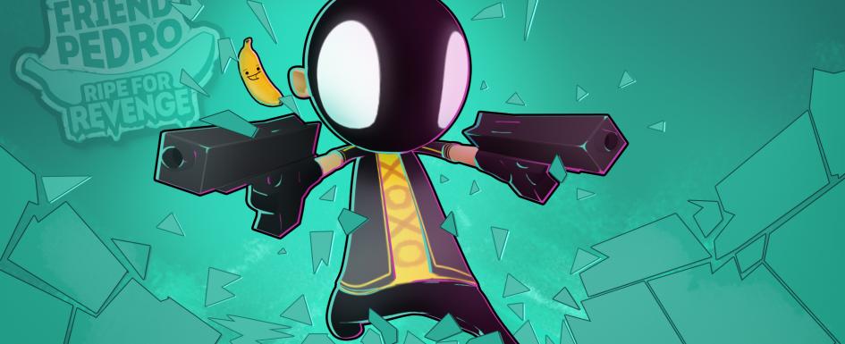 Jeu My Friend Pedro: Ripe for Revenge sur iOS - artwork du jeu