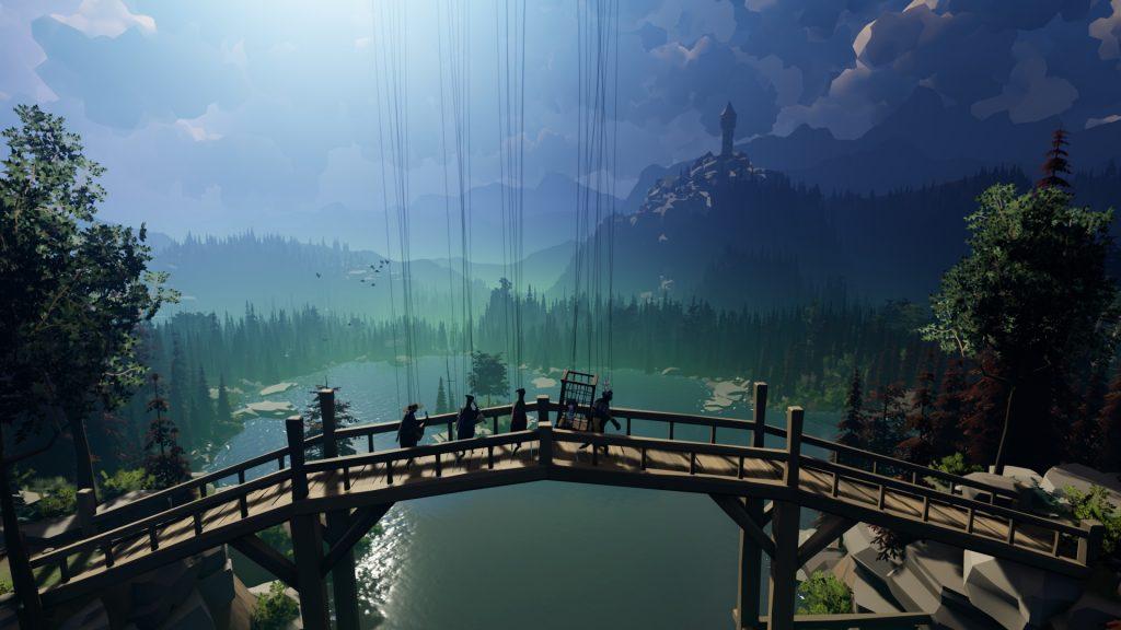 Jeu A Juggler's Tale - Des environnements incroyables