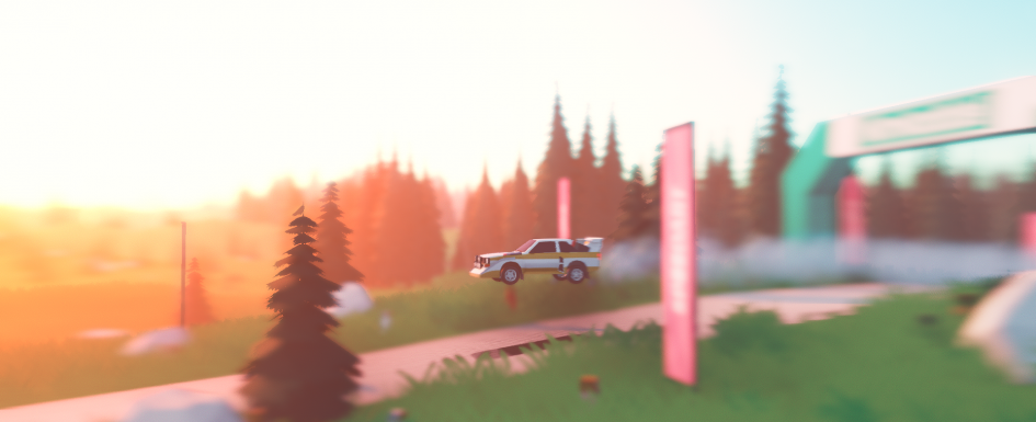 Jeu Art of Rally sur Xbox Series X - Un jeu de course incroyable