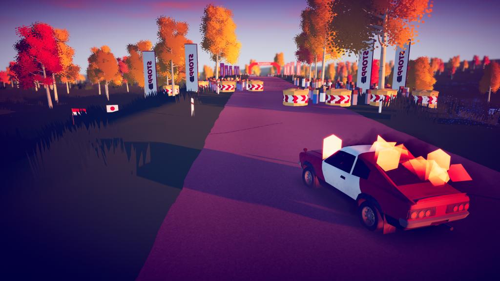 Jeu Art of Rally sur Xbox Series X -Y'a pas le feu, enfin un peu quand même